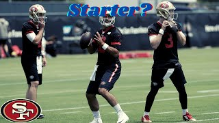 Who Will Be the Starting QB for 49ers Against Dolphins?