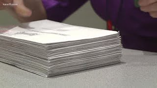 What happens to your Minnesota absentee ballot after you mail it back?
