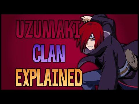 The Uzumaki Clan Boruto Explained