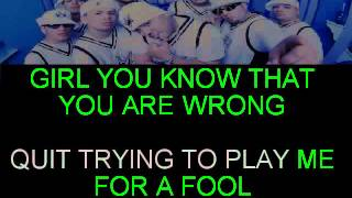U DONT LOVE ME KUMBIA KINGS KARAOKE