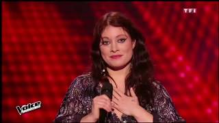 The Voice (s05e01 Fr) - Mood reprend « Je suis un homme » de Zazie (HD 1080p - 30/01/2016)