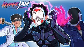 Hyper Jam - THIS GAME IS FUN!! (First Matches)