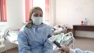 Мавлюда Мамаева: спасибо врачам Алматинской области