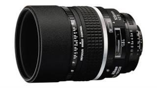 Nikon 105 DC intro and test shots