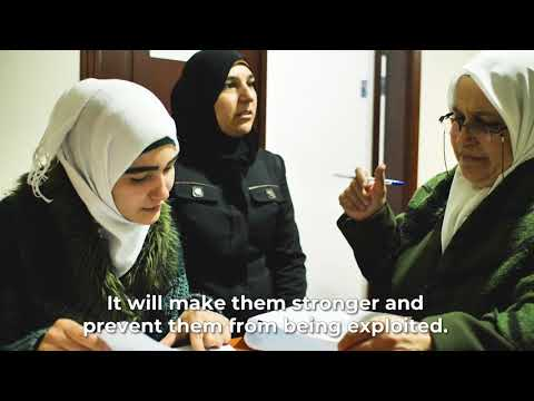 Everyday Heroes Syria: Rabia