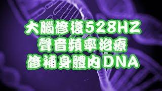 大腦修復[2小時]528HZ 聲音頻率治療 修補身體內DNA 回復健康 DNA Repair Healing Music