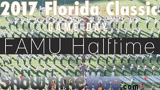 "FAMU ""Marching 100"" Halftime - 2017 FL Classic Game"