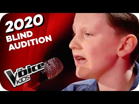 Mark Forster - Oh Love (Finley) | The Voice Kids 2020 | Blind Audition