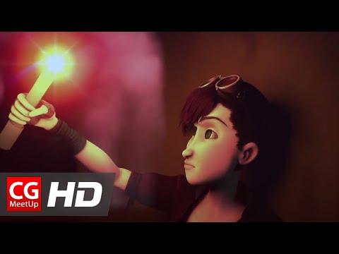 """CGI 3D Animated Short Film HD: """"Aeternum Short Film"""" by The Animation School"""