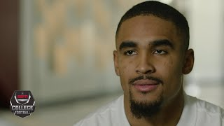 Jalen Hurts: Nothing from Alabama helps me win games for Oklahoma | College Football Playoff