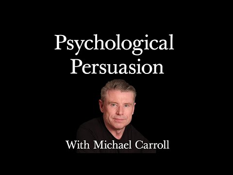 Psychological Persuasion - The Decision DNA