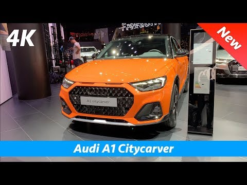 Audi A1 Citycarver 2020 (Edition One) - first look in 4K | Interior - Exterior