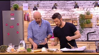 Mr. Kitchen:  Recepti Za Brze Italijanske Specijalitete
