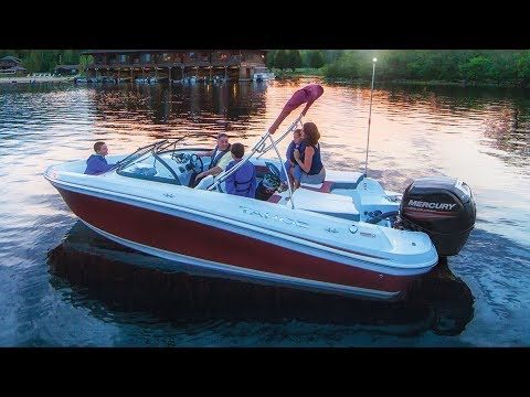 TAHOE Boats: 550 TS Runabout Boat