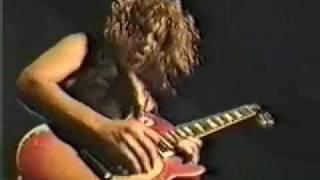 Y&T - Temptation (live 1987) Kansas City