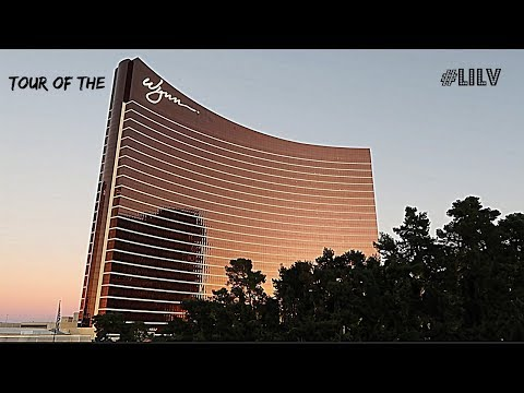 Wynn Las Vegas is Luxurious!!!