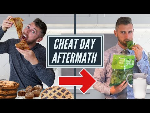 The Day AFTER Cheat Day.... The Truth About How I Recover ...