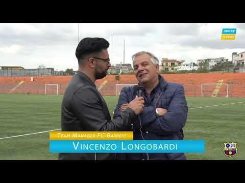 immagine di anteprima del video: BARRESE F.C Vs. Agerola: Intervista al D.G. Longobardi