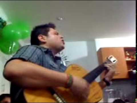 Soy Feliz En Guitarra Luifer Cuello