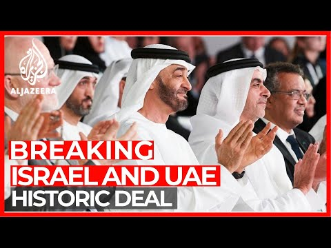 Israel and UAE agree to normalise diplomatic relations