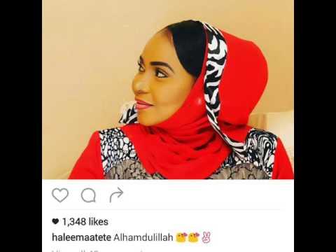 Aisha aliyu