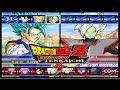 Dragon Ball Z Budokai Tenkaichi 4 ps2 Lista Todos Perso