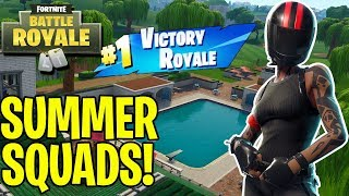 FORNITE SQUADS WITH FANS   FORTNITE FRIDAYS!