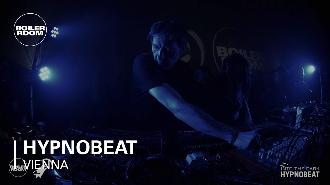 Hypnobeat - Live @ Boiler Room x Eristoff 'Into The Dark', Vienna 2017