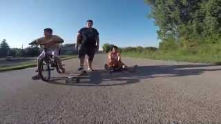 Summer Longboarding Edit