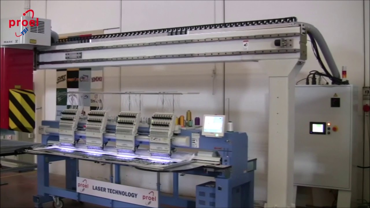 The Proel LaserBridge Features by BITO USA