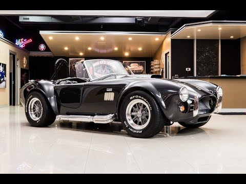 Video of Classic 1966 Cobra - $49,900.00 Offered by Vanguard Motor Sales - QF7X