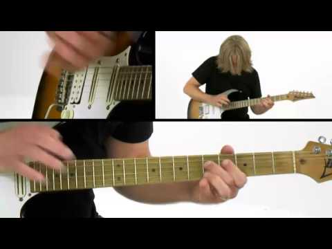 Andy Timmons Guitar Lesson - #22 Electric Gypsy - Electric Expression