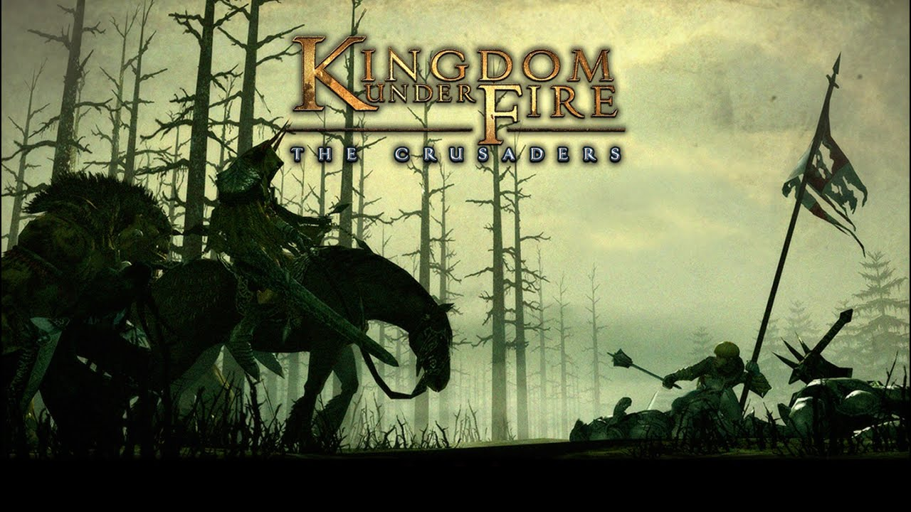 Трейлер игры Kingdom Under Fire: The Crusaders
