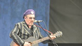 Elvis Costello at Jazz Fest 2016 2016-04-28 ASCENSION DAY