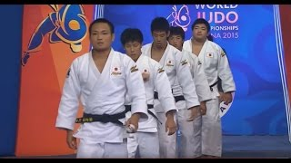 Japan Olympic Team 2016 | JudoHeroes
