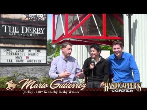 Mario Gutierrez Interview - May 15, 2012 - Handicappers Corner
