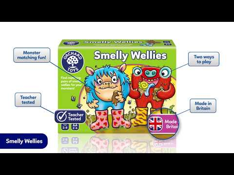 Orchard Smelly Wellies Game