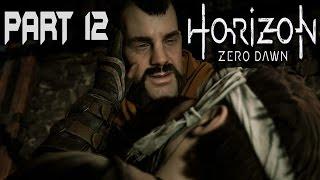 Horizon Zero Dawn Walkthrough Part 12 - My Brother Keeper (No Commentary)