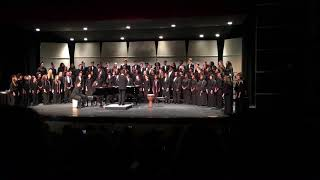 ZHS Choir sings This is Me from The Greatest Showman
