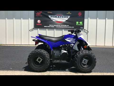 2019 Yamaha YFZ50 in Greenville, North Carolina - Video 1