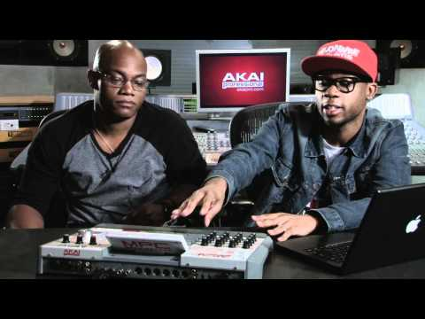MPC Minute featuring The Hitmen - Sean C & LV