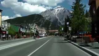 Путешествие в Альберту