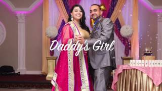 Father & Daughter Dance At Harleens Sweet 16th Birthday Party