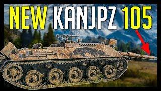 ► NEW KanonenJagdPanzer 105 Better Than The Old? - World of Tanks KanonenJagdPanzer 105