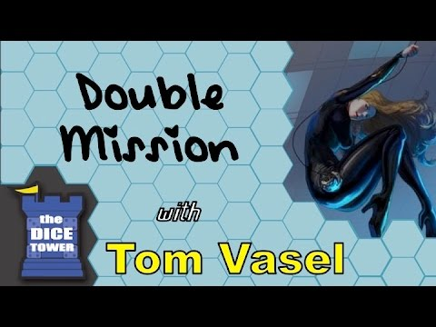 Dice Tower Reviews: Double Mission