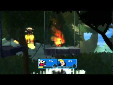 Видео № 0 из игры Cartoon Network : Punch Time Explosion XL (Б/У) [Wii]