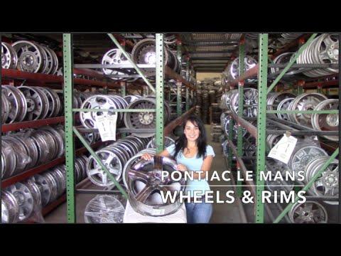 Factory Original Pontiac LeMans Rims & OEM Pontiac LeMans Wheels – OriginalWheel.com