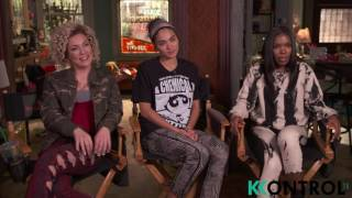 KONTROL TV TALKS TO THE CAST OF STAR