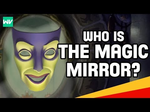 Disney Theory: Who Is The Slave In The Magic Mirror?