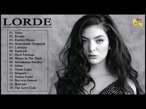 Lorde Greatest Hits Full Cover 2018 - Lorde Best Songs Collection 2018